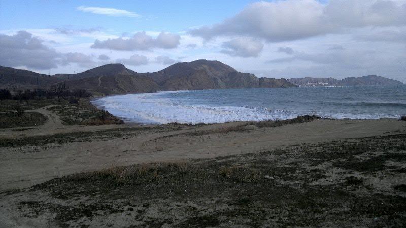 В Феодосии на съемках клипа участники дуэта EMOTION искупались в холодном море, фото-2