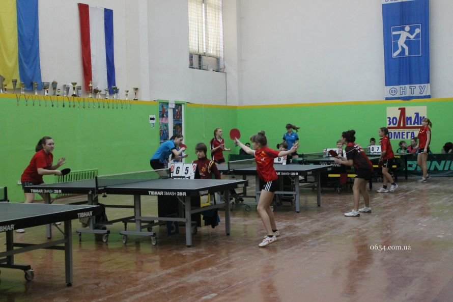 В Ялте завершился Чемпионат Украины по настольному теннису «Южный регион», фото-1