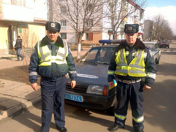 На Луганщине ГАИшники устроили погоню за пьяным водителем, фото-1