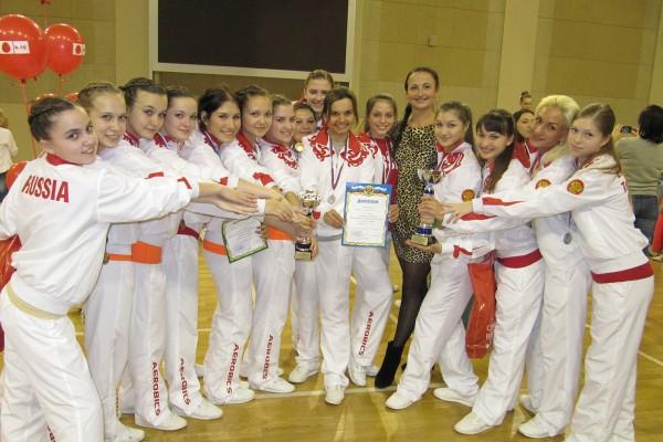 Девушки из Чувашии завоевали медали на чемпионате Поволжья по фитнес-аэробике, фото-1