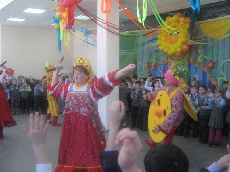Чебоксарские артисты-кукольники открыли масленичную неделю (ФОТО), фото-1
