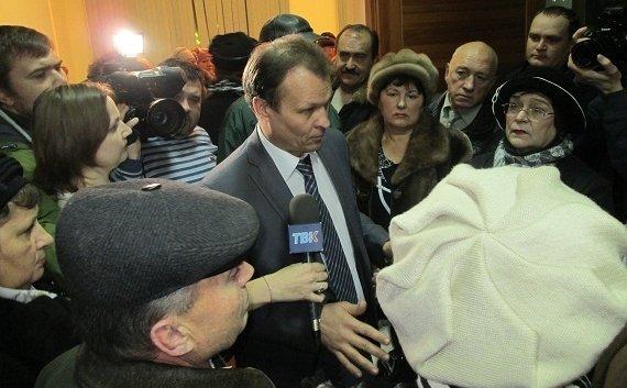 Мэрия Липецка сообщила полиции об обмане горожан, фото-1