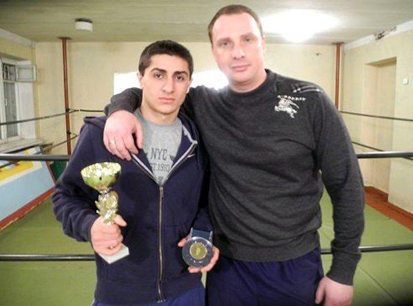 Горловский боксер будет защищать честь Украины на Всемирной олимпиаде, фото-1
