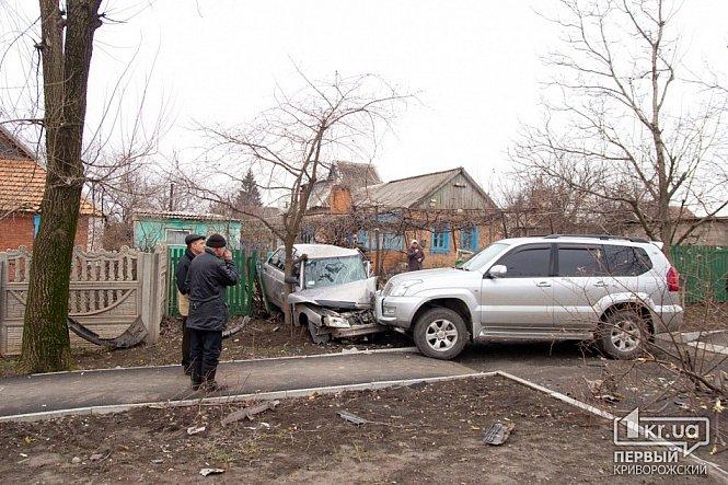 Крупное ДТП в Кривом Роге: «Жигули», джип и микроавтобус (ФОТО), фото-1