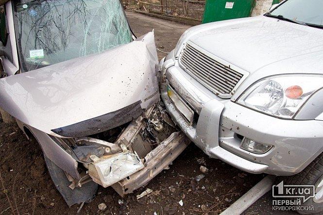 Крупное ДТП в Кривом Роге: «Жигули», джип и микроавтобус (ФОТО), фото-7