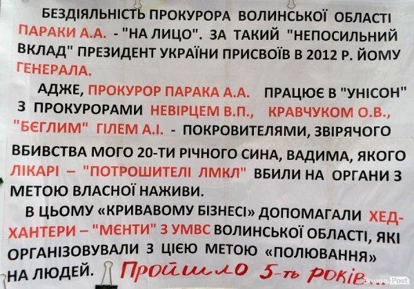Лучани штурмують прокуратуру (ФОТО/ВІДЕО), фото-2