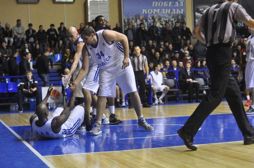 Третья в сезоне фееричная победа «Кривбассбаскета» над БК «Одесса» (ФОТО), фото-1