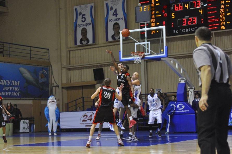 Третья в сезоне фееричная победа «Кривбассбаскета» над БК «Одесса» (ФОТО), фото-8