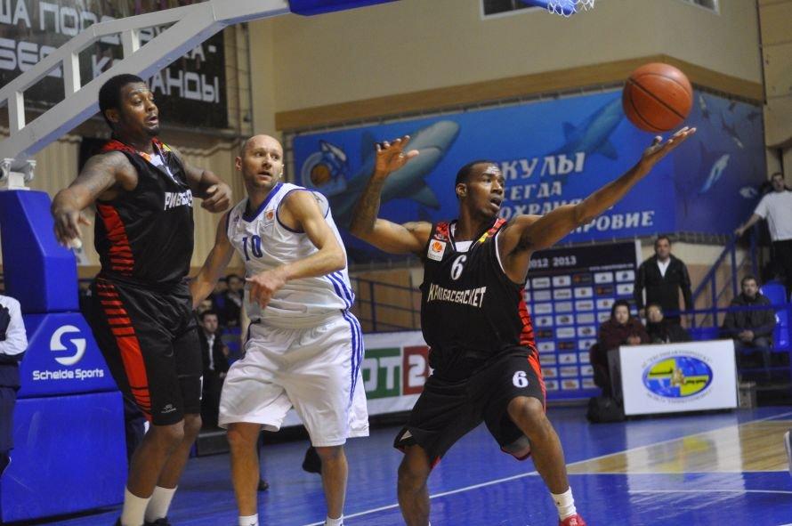 Третья в сезоне фееричная победа «Кривбассбаскета» над БК «Одесса» (ФОТО), фото-9