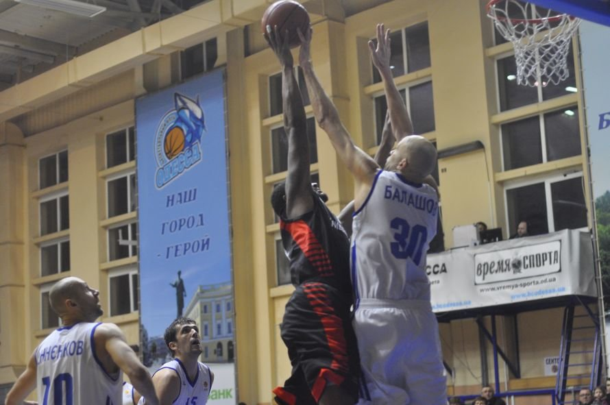 Третья в сезоне фееричная победа «Кривбассбаскета» над БК «Одесса» (ФОТО), фото-5
