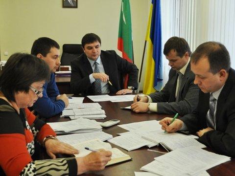 У мэра в кабинете решали: где и когда в Горловке будут ремонтировать дороги, фото-2