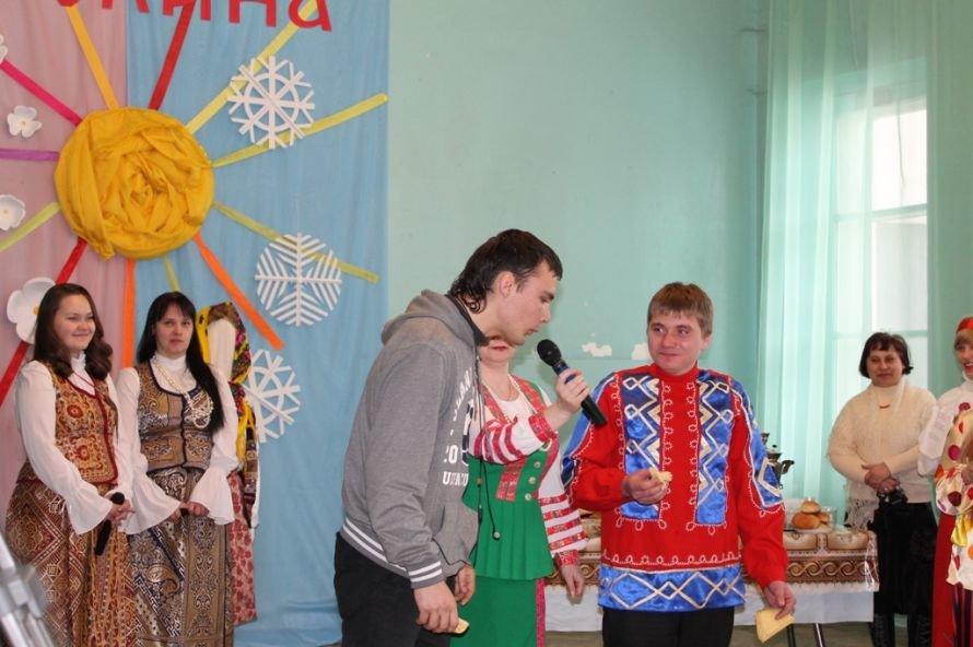 Артемовские студенты и ветераны вместе отметили масленицу, фото-5