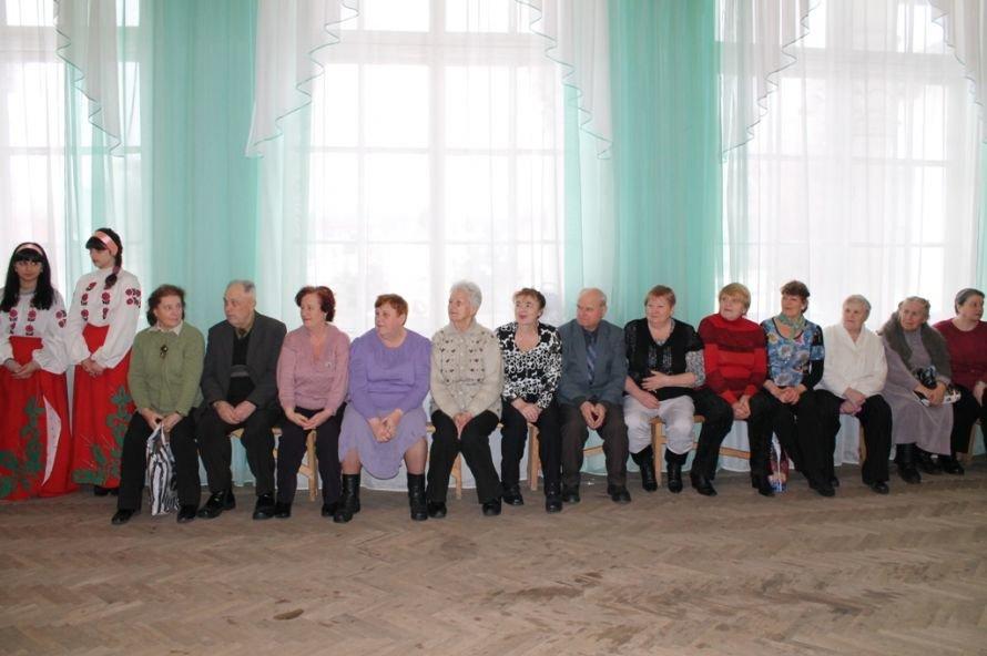 Артемовские студенты и ветераны вместе отметили масленицу, фото-4