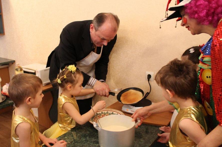 В «Солнышке» на Масленицу дети пекли блины, фото-3