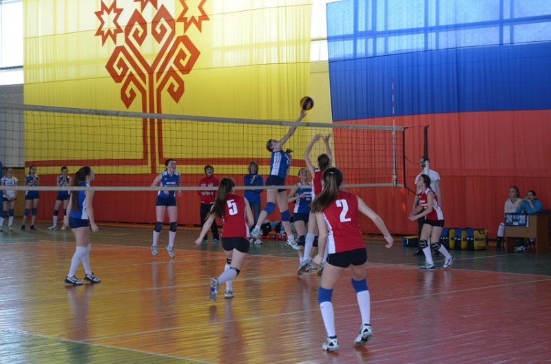 В Чувашии завершился третий сезон чемпионата Школьной волейбольной лиги (ФОТО), фото-1
