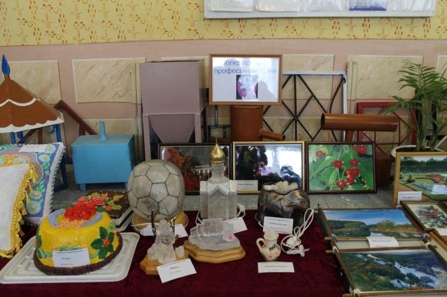 Конкурс работ артемовских училищ: в Донецк поедут лоза и фотографии, фото-3