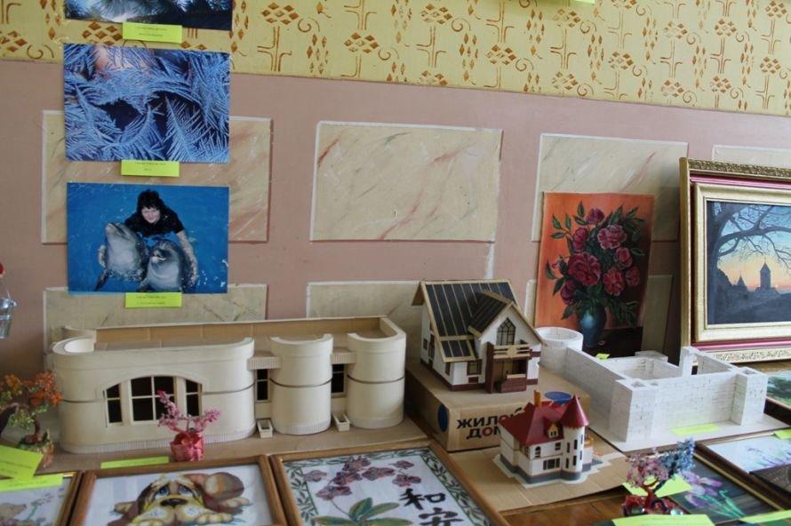 Конкурс работ артемовских училищ: в Донецк поедут лоза и фотографии, фото-11