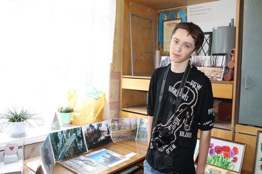 Конкурс работ артемовских училищ: в Донецк поедут лоза и фотографии, фото-7