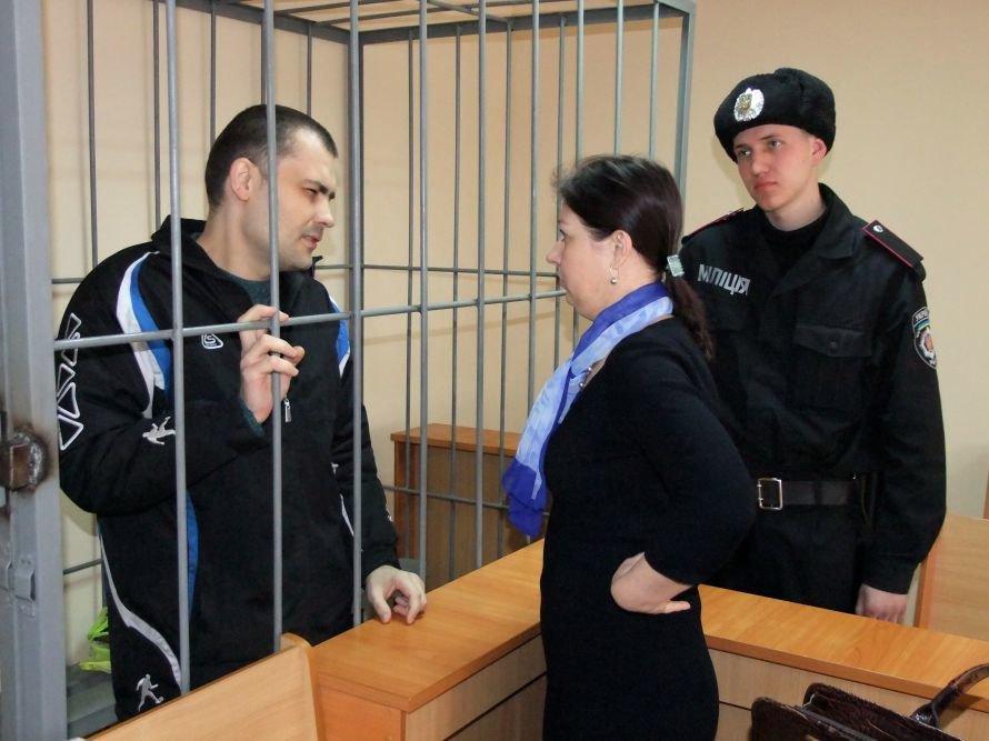 Суд над организатором протестов против стройки Януковича в Донецке продолжается (фото), фото-1