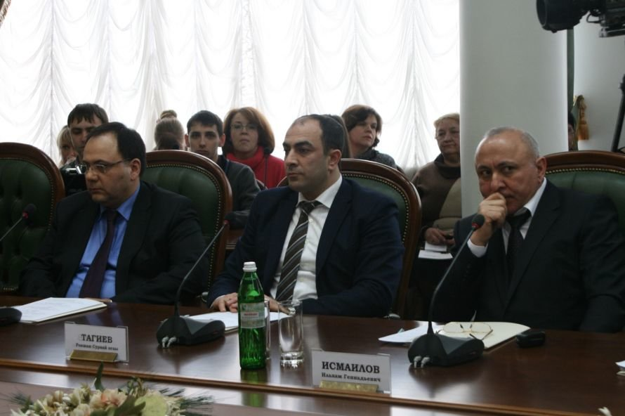 Днепропетровские чиновники и ученые поговорили о кочевниках (ФОТО), фото-2