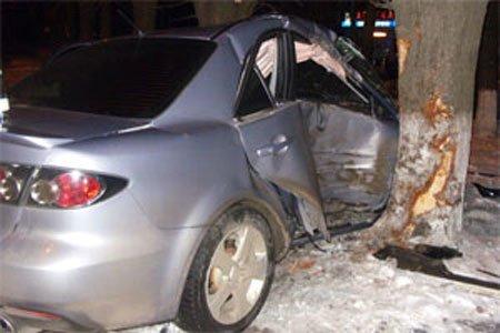 В Сумах в двух ДТП пострадали люди, фото-1