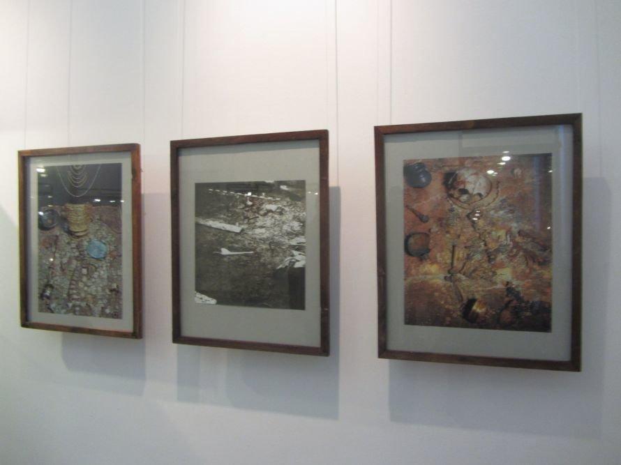 В Днепропетровске открыли уникальную выставку предметов старины «Золотая Скифия» (ФОТОРЕПОРТАЖ), фото-1