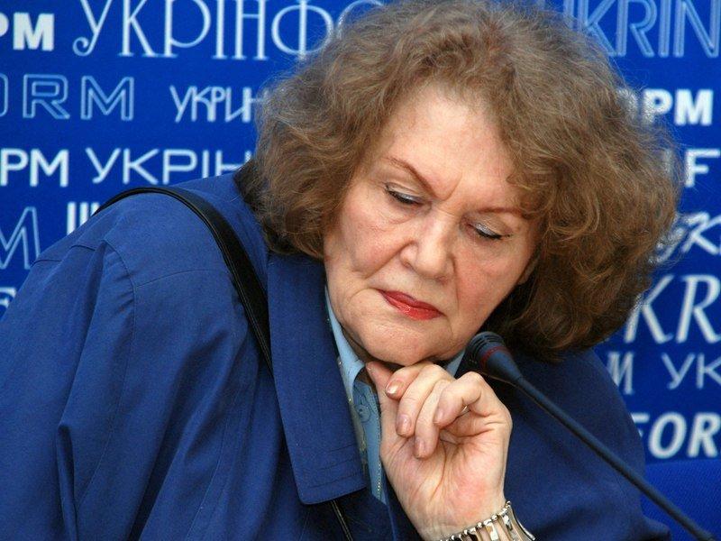 Поэтический флэшмоб ко дню рождения Лины Костенко в Кривом Роге перенесли на завтра, фото-1