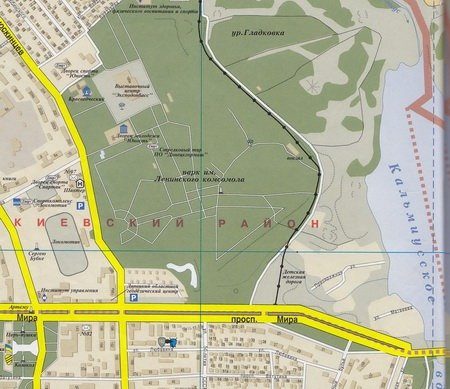 карта 2003