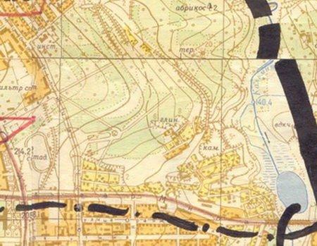 карта 1965