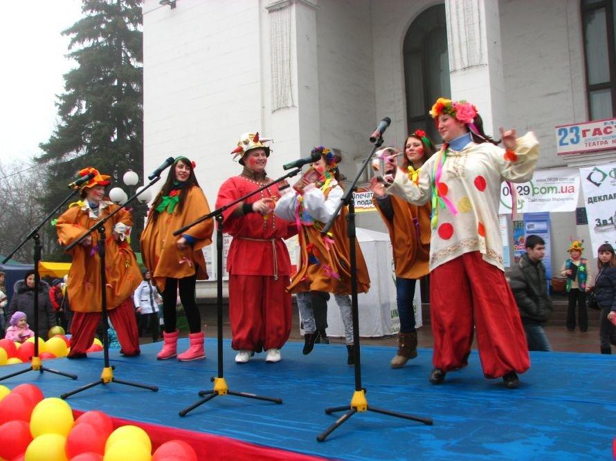 В Мариуполе празднуют масленицу (ФОТОРЕПОРТАЖ), фото-6