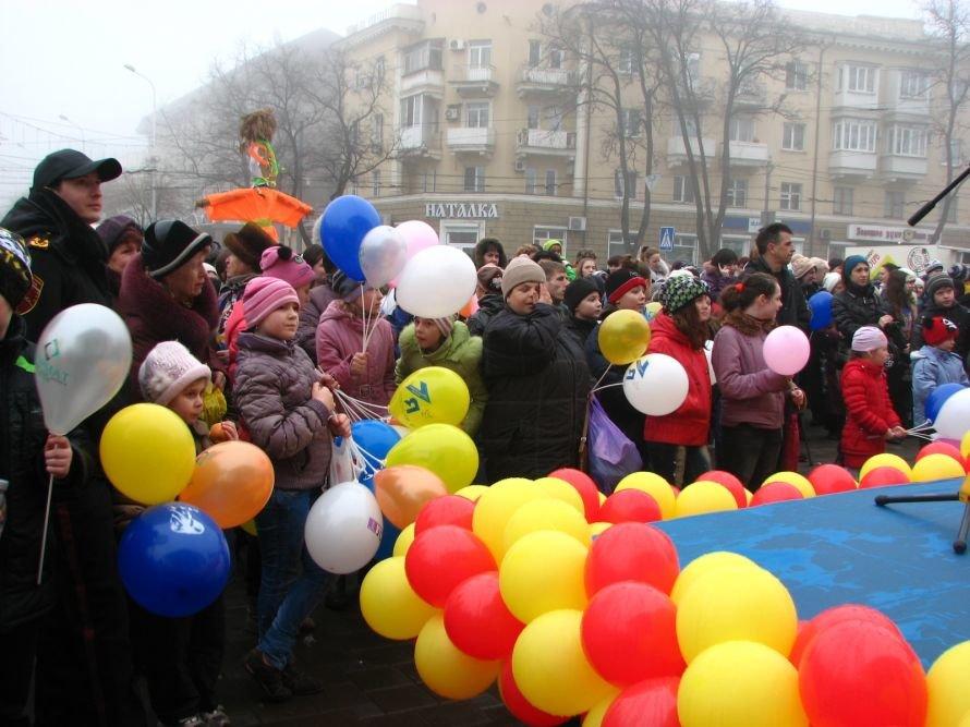 В Мариуполе празднуют масленицу (ФОТОРЕПОРТАЖ), фото-1