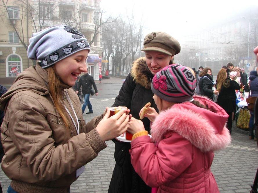В Мариуполе празднуют масленицу (ФОТОРЕПОРТАЖ), фото-3