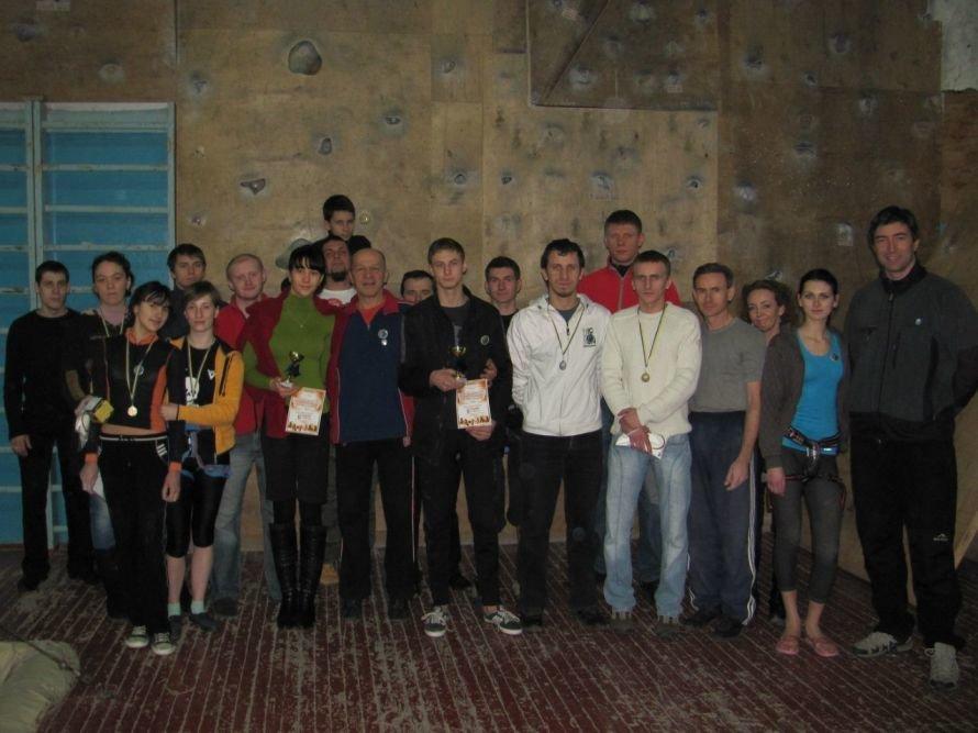 Мариупольские скалолазы устроили экстремальные соревнования (ФОТО), фото-2