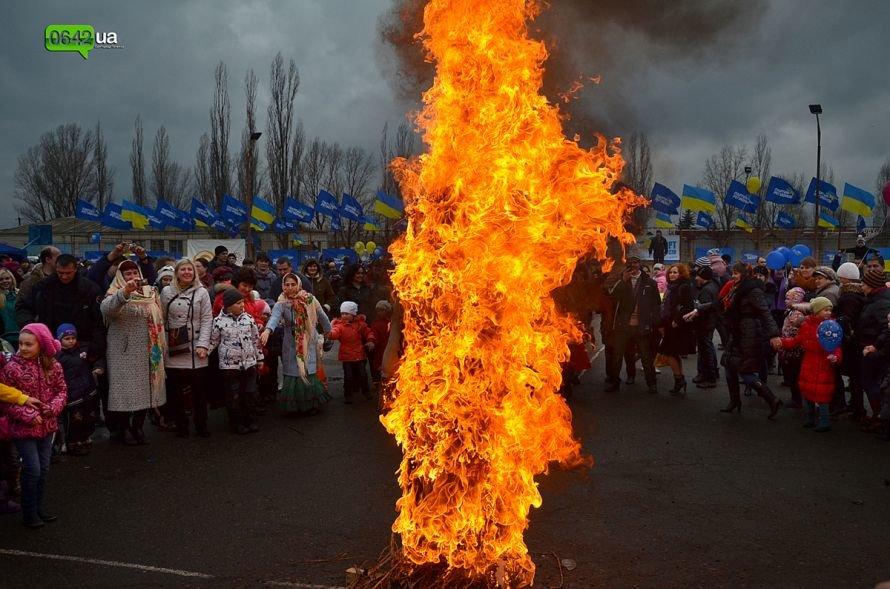 В Станице Луганской отгуляли Масленицу (ФОТО), фото-7