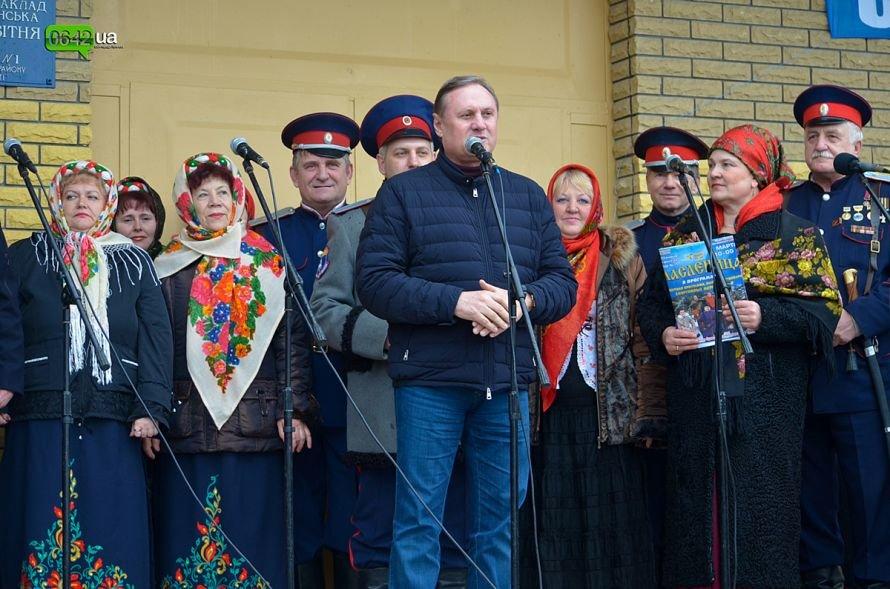 В Станице Луганской отгуляли Масленицу (ФОТО), фото-3