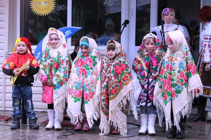 В одном из сел Артемовского района устроили флешмоб Gangnam Style (ФОТОРЕПОРТАЖ), фото-7