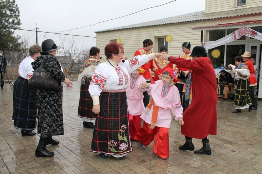 В одном из сел Артемовского района устроили флешмоб Gangnam Style (ФОТОРЕПОРТАЖ), фото-5