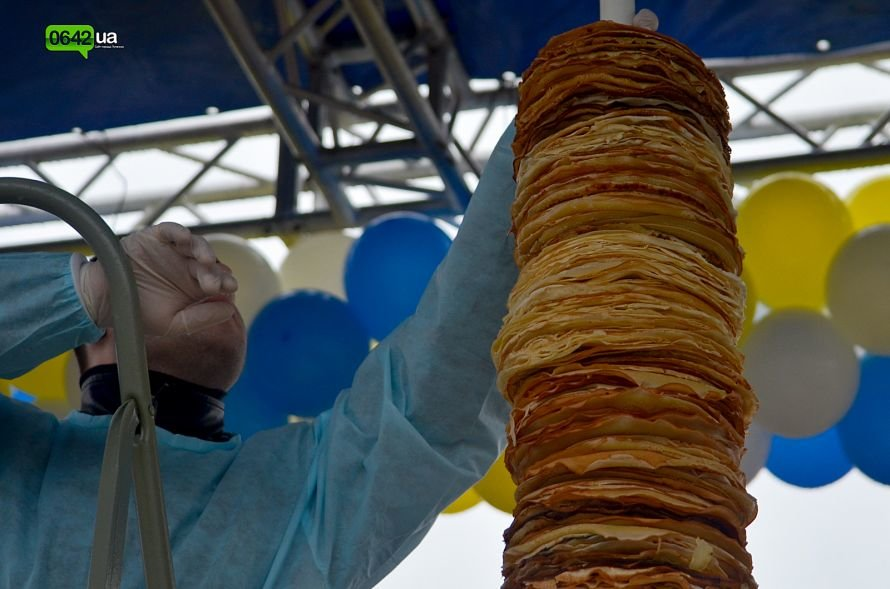 В Луганской области установили новый 3-х метровый рекорд Украины (ФОТО), фото-1