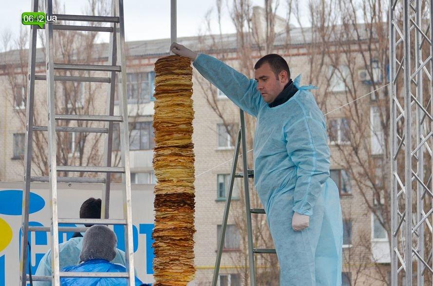 В Луганской области установили новый 3-х метровый рекорд Украины (ФОТО), фото-2