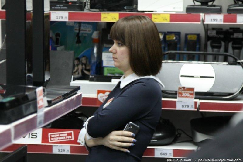 Рейды по супермаркетам: мрак горловского «Фокстрота», фото-12