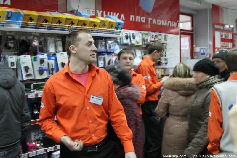 Рейды по супермаркетам: мрак горловского «Фокстрота», фото-2