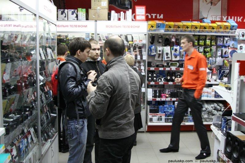 Рейды по супермаркетам: мрак горловского «Фокстрота», фото-3