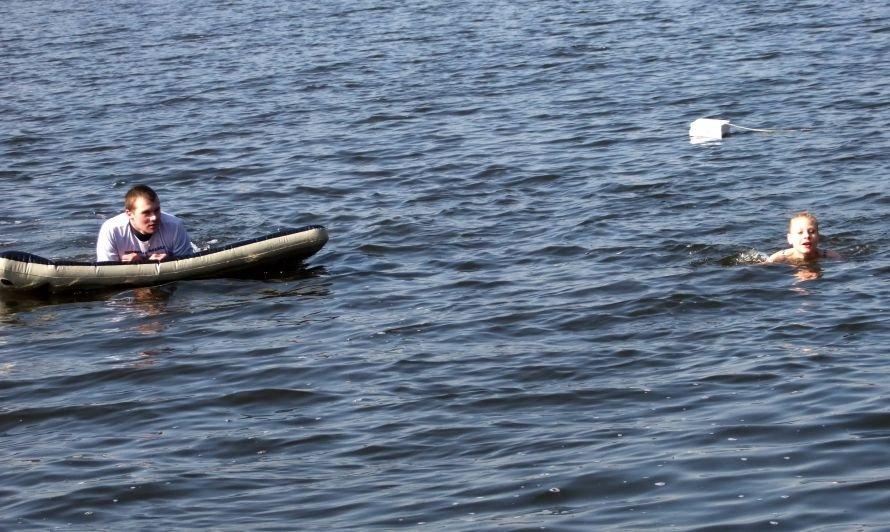 Донецкие моржи завершили зимний сезон  (фото), фото-1