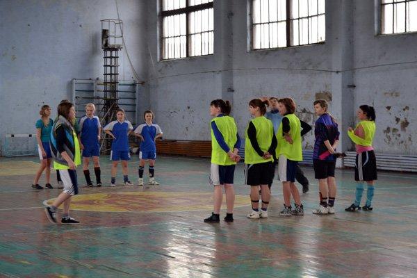 Юные горловчанки показали макси-класс в мини-футболе, фото-3