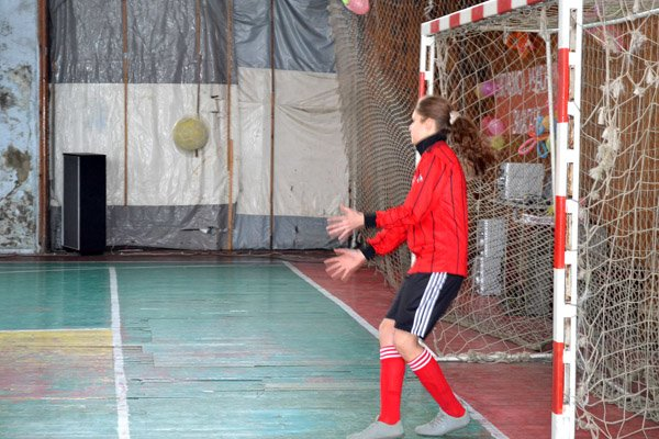 Юные горловчанки показали макси-класс в мини-футболе, фото-5