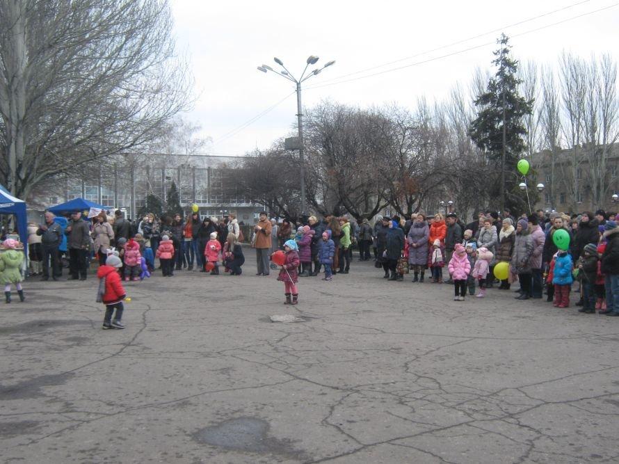 Как Красноармейск отметил Масленицу, фото-1