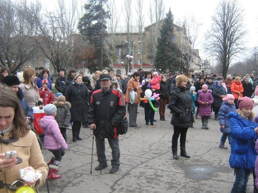 Как Красноармейск отметил Масленицу, фото-6