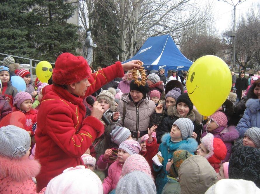 Как Красноармейск отметил Масленицу, фото-5