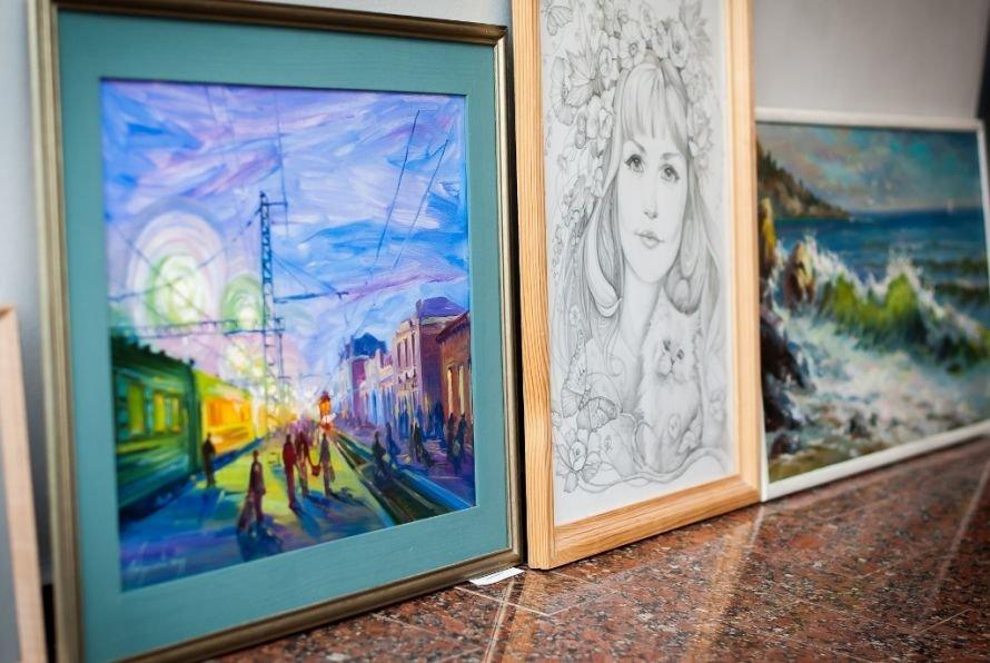 Молодые художники Кривого Рога, победители конкурса «Поверь в себя», получили премии (ФОТО+ВИДЕО), фото-1