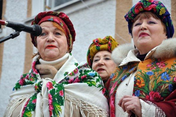 Стироловцы с песнями и плясками провели в Горловке зиму, фото-4